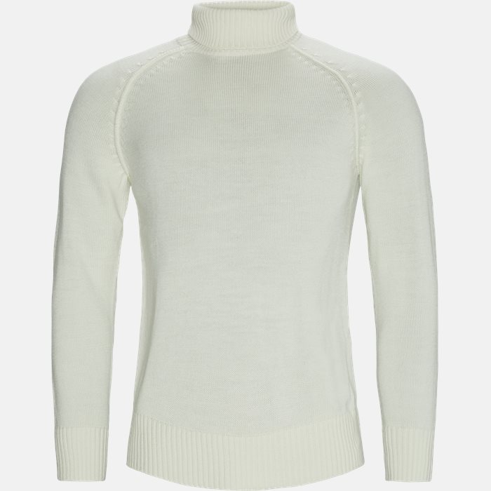 Knitwear - Regular - White